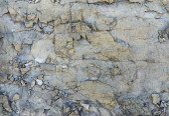 Texture layers metamorphic rocks — Stock Photo
