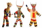 Phi ta khon-festival im juni in loei, thailand. jugendlichen dre — Stockfoto