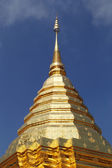 Wat Phrathat Doi Suthep temple in Chiang Mai province — Stock Photo