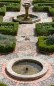 Cimiez klášterní zahrady v nice — Stock fotografie