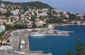 Puerto de niza — Foto de Stock