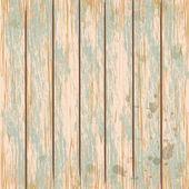 Vintage wooden background — Stock Vector