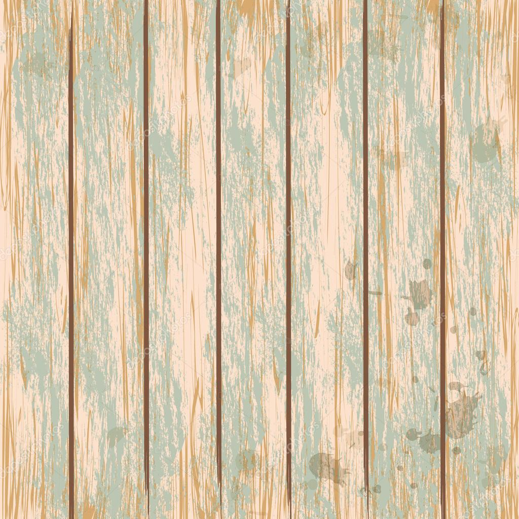 Vintage Wooden Background Stock Vector Anamomarques