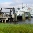 Ferry dock — Stock Photo #52367969