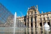 Louvre Museum — Stock Photo