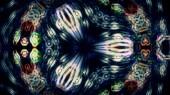 Kaleidoscopic 0357 — Stock Photo