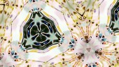 Complex Kaleidoscopic Pattern — Stock Photo