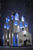 Church of Our Lady of Kazan. Holy Assumption Monastery — Fotografia Stock