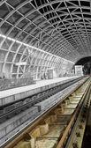 Tramway station — Stock Photo