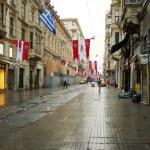 Taksim Istiklal Street — Stock Photo #58067581