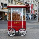 Taksim Istiklal Street — Stock Photo #58068033