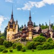 Peles castle, Sinaia, Romania — Stock Photo #53077907