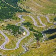 Transfagarasan mountain road, Romanian Carpathians — Stock Photo #53169801