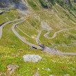 Transfagarasan mountain road, Romanian Carpathians — Stock Photo #53169919