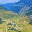 Transfagarasan mountain road, Romanian Carpathians — Stock Photo #53169945