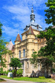 Castello di Vajdahunyad, Budapest, Ungheria — Foto Stock