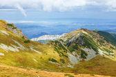 Red Peaks, Tatra Mountains, Poland — Stock Photo