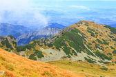 Röda toppar, Tatrabergen, Polen — Stockfoto