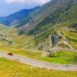 Transfagarasan mountain road, Romanian Carpathians — Stock Photo #54233345