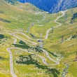 Transfagarasan mountain road, Romanian Carpathians — Stock Photo #55475967