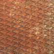 Corroded metal background, texture — Stock Photo #60031207