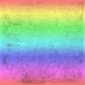 Grunge rainbow background  — Stock Photo
