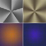 Set of Metal mesh texture background  — Stock Photo #62620347