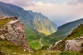 Bucegi mountains, Carpathians,Transylvania,Romania — Stock Photo