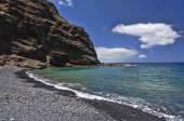 Playa de Alojera, La Gomera, Isole Canarie, Spagna — Foto Stock