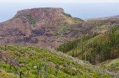 La Fortaleza, Gomera, Canary islands, Spain — Foto Stock