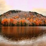 Oxbow Lake in the Adirondack Mountains — Stock Photo #57491251
