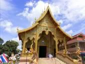 Wat Sriboonruang. — Stockfoto