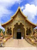 Sriboonruang Temple, Chiang Rai, Thailand — Stock Photo