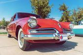 1953 Studebaker Commander Coupe classic car — Stock Photo