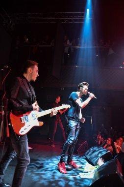 Amreican concert tour of singer Dima Bilan