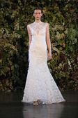 Claire Pettibone Fall 2015 Bridal Collection Show — Stock Photo