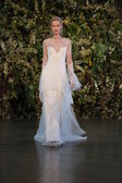 Claire Pettibone Fall 2015 Bridal Collection Show — Stock Photo