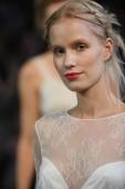 Claire Pettibone Fall 2015 Bridal Collection Show — Foto de Stock