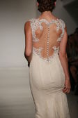 Anne Barge Fall 2015 Bridal Collection Show — Stock Photo