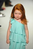 Chloe preview at petite PARADE Kids Fashion Week — ストック写真