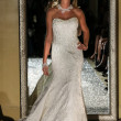 Oleg Cassini Fall 2015 Bridal collection — Stock Photo #56201629