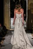 Oleg Cassini Fall 2015 Bridal collection — Stock Photo