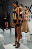 Love Cage Spring 2015 lingerie presentation — Stock Photo