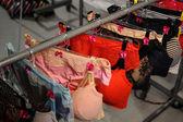 Fruit & Loom Spring 2015 lingerie showcase presentation — Stock Photo