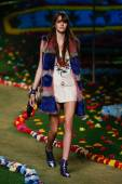 Tommy Hilfiger Women's fashion show — Stock Photo