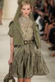 Ralph Lauren during Mercedes-Benz Fashion Week — Stock Photo