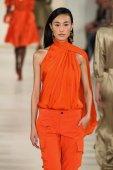 Ralph Lauren during Mercedes-Benz Fashion Week — Photo