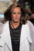 Designer Donna Karan — Stock Photo