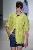 Richard Chai Love during Mercedes-Benz Fashion Week — Стоковое фото