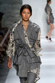 Zimmermann fashion show during MBFW — Stock Photo